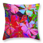 Garden Of Hope 001 Throw Pillow