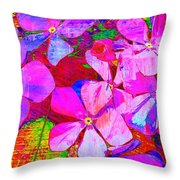 Garden Of Hope 002 Throw Pillow