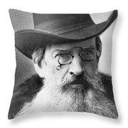 Gardiner Green Hubbard Throw Pillow