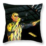 Gargantua Soul Throw Pillow