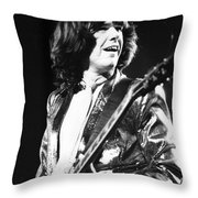 Gary Moore Throw Pillow