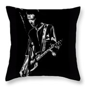 Gary Pihl In 1978 Throw Pillow