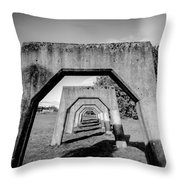Gas Works Park Seattle Throw Pillow