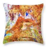 Gascoyne Throw Pillow