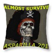 Gaspar Work A Throw Pillow