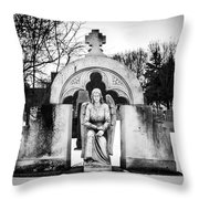 Gateway Gaurdian Throw Pillow