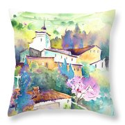Gatova Spain 02 Throw Pillow