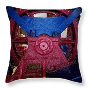 Gears Of Change Throw Pillow