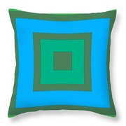 Gee Bee Bocks Throw Pillow