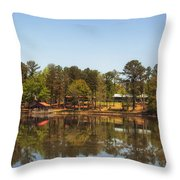 Gee's Bend Alabama Throw Pillow