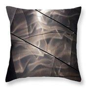 Gehry Magic Throw Pillow