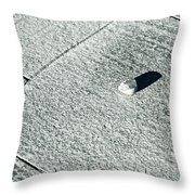 Gem Cutting Throw Pillow