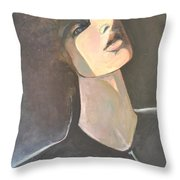 Gemini Revisited Throw Pillow