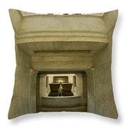 General Grant National Memorial Throw Pillow