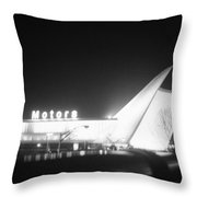 General Motors Throw Pillow
