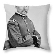 General Philip Sheridan Throw Pillow