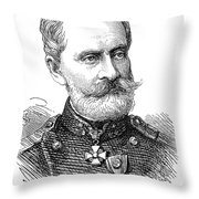 General Zach, 1876 Throw Pillow