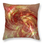 Generally Well Received Throw Pillow