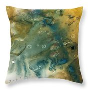 Genesis Natural Throw Pillow