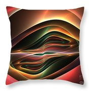 Genome Throw Pillow