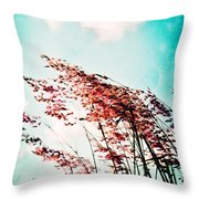 Gentle Breeze 2 Throw Pillow