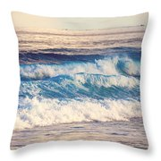 Gentle Light  Throw Pillow by Jenny Rainbow