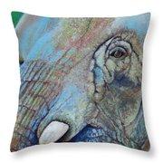 Gentle Soul Throw Pillow