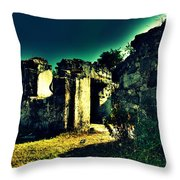 Geoge Everest's House Throw Pillow