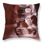 Geological Wonder Throw Pillow