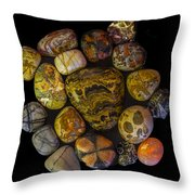 Geology Throw Pillow