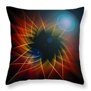 Geometric 7  Throw Pillow