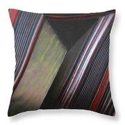 Geomitrix Throw Pillow