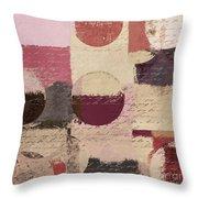 Geomix 01 - C19a2sp5ct1a Throw Pillow