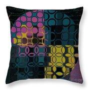 Geomix 14 - J049173176b2t Throw Pillow