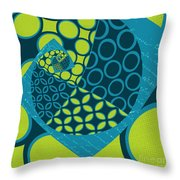 Geomix 14 - Sp01 Throw Pillow