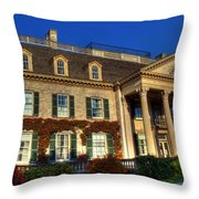 George Eastman House Hdr Throw Pillow