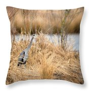 George Throw Pillow