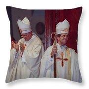 George Thomas 2 Throw Pillow