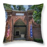 George Washington's Tomb Throw Pillow