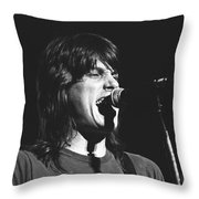 Georgia Satellites Throw Pillow