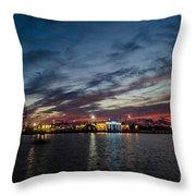 Georgia State Fair 2014  4 Throw Pillow