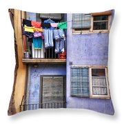 Gerona 3 Throw Pillow