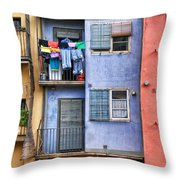 Gerona - 5 Throw Pillow