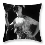 Gertrude Whitney (1875-1942) Throw Pillow