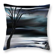 Get Back To Serenity Throw Pillow