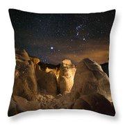 Get Sirius Throw Pillow