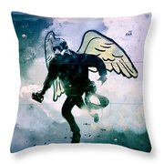 Get Your Shine On.. Throw Pillow