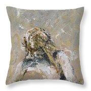Getsemani Throw Pillow
