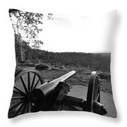 Gettysburg 40 Per Request Throw Pillow