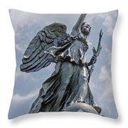 Gettysburg Angel 2 Throw Pillow